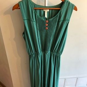 Matilda Jane Sleeveless Maxi Dress